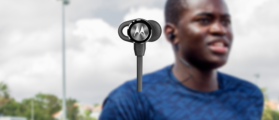 Motorola Verveloop 200 Wireless In-Ear Headphone
