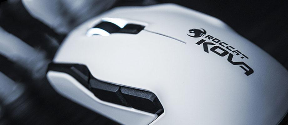 Roccat Kova Gaming Mouse จุดเด่น