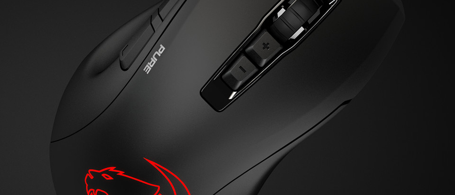 Roccat Kone Pure Optical OW Gaming Mouse