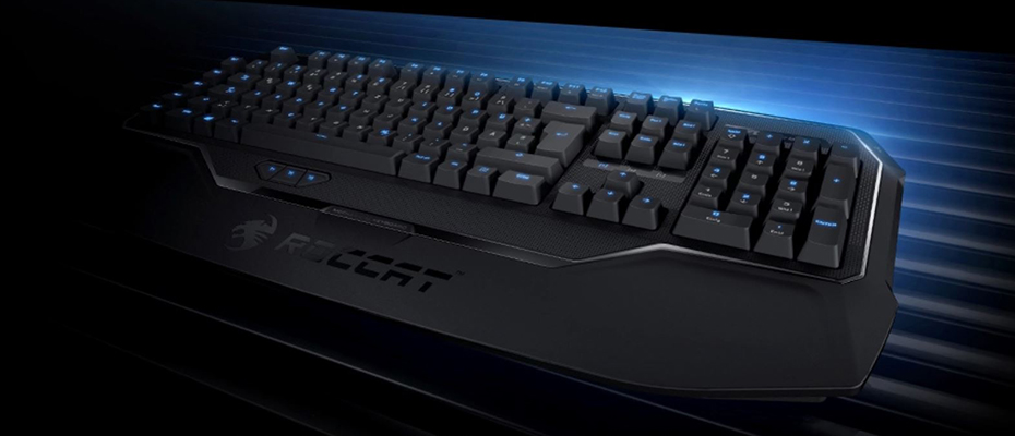 Roccat Ryos MK Pro Gaming Mechanical Keyboard