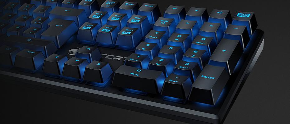 Roccat Suora Frameless Mechanical Keyboard