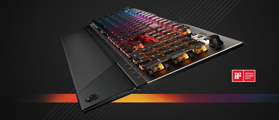 Roccat Vulcan 120 AIMO Gaming Keyboard