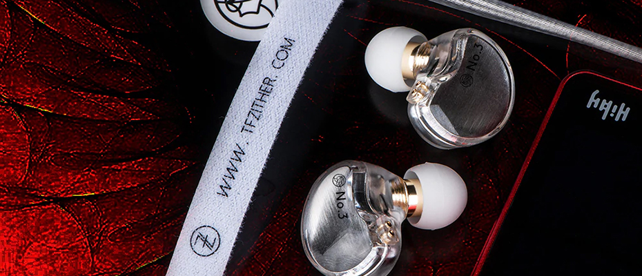 TFZ No. 3 In-Ear Headphones