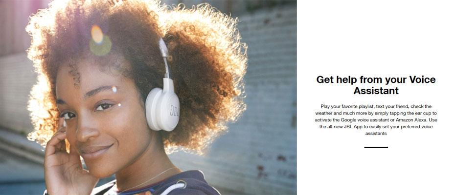 หูฟังไร้สาย JBL Live 400 Wireless Headphone ขาย