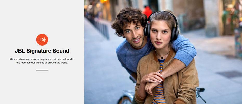 หูฟังไร้สาย JBL Live 650BTNC Wireless Noise Cancelling Headphone ราคา