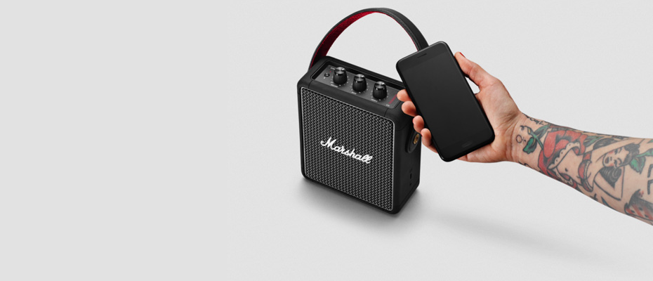 ลำโพง Marshall Stockwell II Bluetooth Speaker ซื้อ