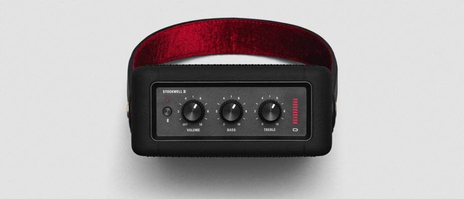 ลำโพง Marshall Stockwell II Bluetooth Speaker ขาย