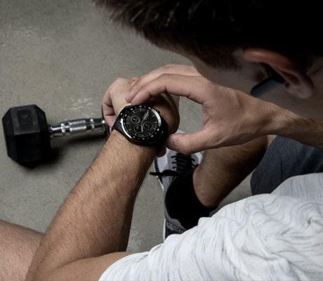 Smartwatch นาฬิกาอัจฉริยะ กันน้ำ