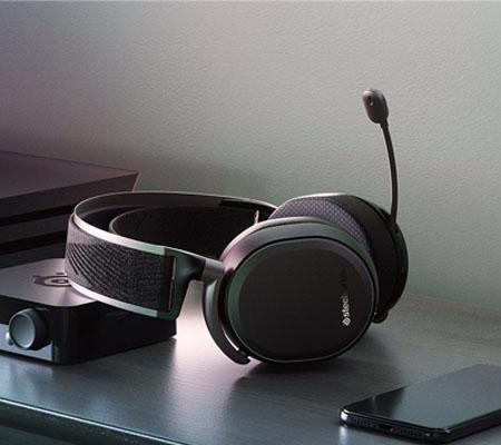หูฟังเกมมิ่ง SteelSeries Arctis Pro Wireless Gaming Headphone รีวิว