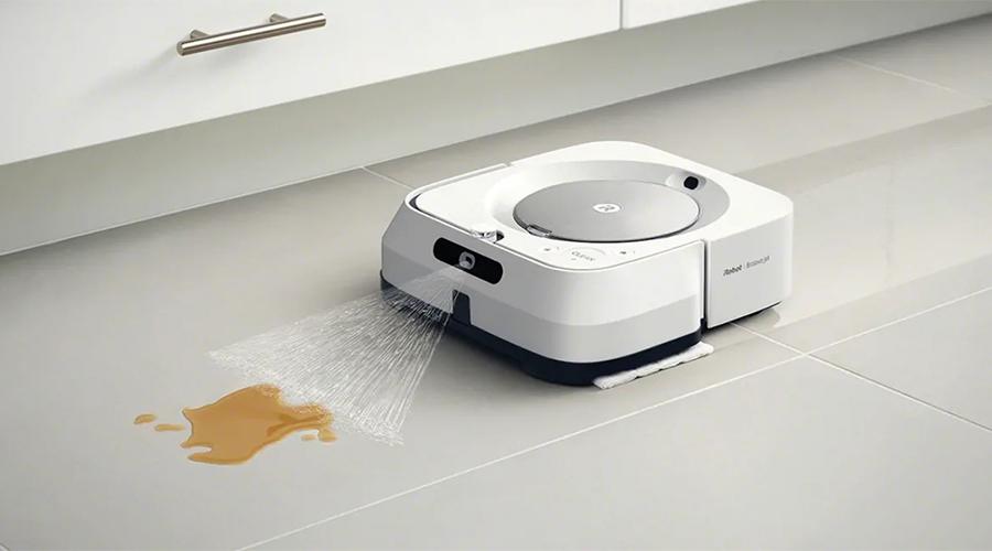 หุ่นยนต์ถูพื้น