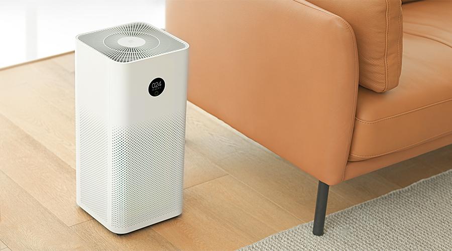 เครื่องฟอกอากาศ air purifier