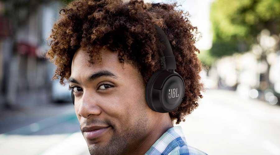 หูฟังไร้สาย JBL T450BT Headphone ซื้อ