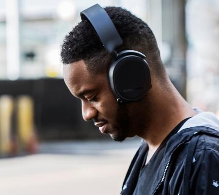 หูฟังไร้สาย Steelseries Arctis 3 7.1 Bluetooth Headphone (2019 Edition) การออกแบบ