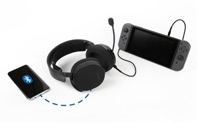 หูฟังไร้สาย Steelseries Arctis 3 7.1 Bluetooth Headphone (2019 Edition) ซื้อ-ขาย