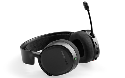 หูฟังไร้สาย Steelseries Arctis 3 7.1 Bluetooth Headphone (2019 Edition) ไมโครโฟน