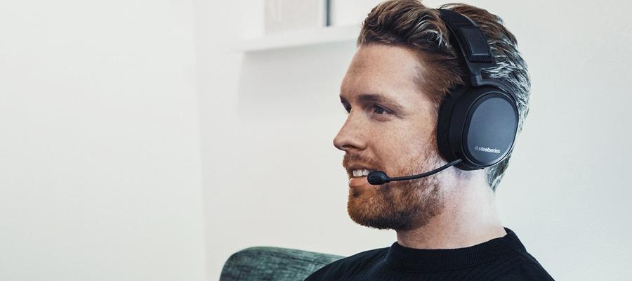 หูฟังไร้สาย SteelSeries Arctis Pro Wireless Headphone ราคา