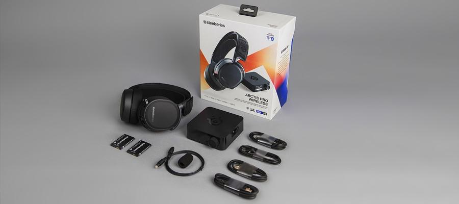 หูฟังไร้สาย SteelSeries Arctis Pro Wireless Headphone ซื้อ