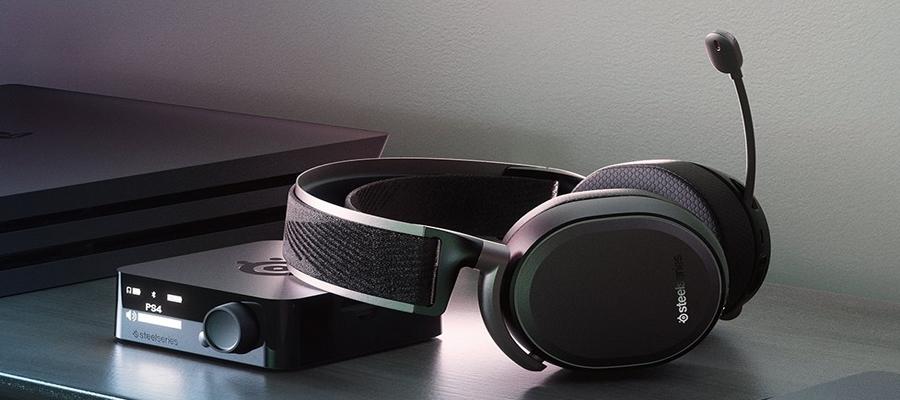 หูฟังไร้สาย SteelSeries Arctis Pro Wireless Headphone รีวิว