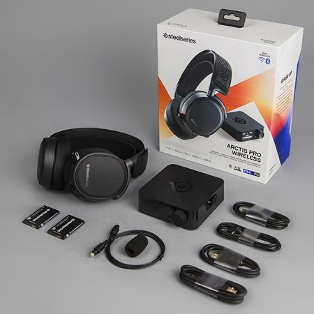 หูฟังไร้สาย SteelSeries Arctis Pro Wireless Headphone ขาย
