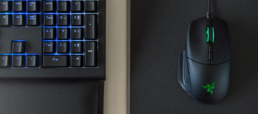 เมาส์ Razer Basilisk Gaming Mouse รีวิว