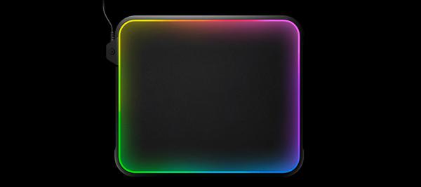 แผ่นรองเมาส์ SteelSeries QcK Prism Mousepad ดีไหม