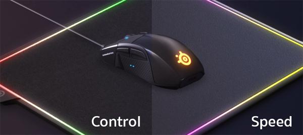 แผ่นรองเมาส์ SteelSeries QcK Prism Mousepad ราคา