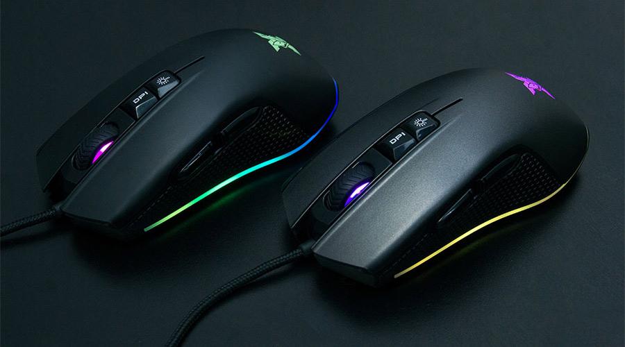 เมาส์ Nubwo XERATH X40 Gaming Mouse รีวิว ซื้อ-ขาย