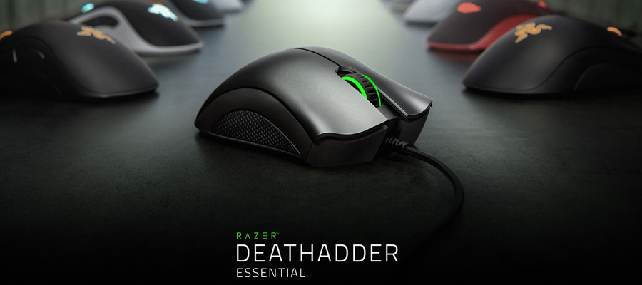 มาส์ Razer DeathAdder Essential Gaming Mouse รีวิว