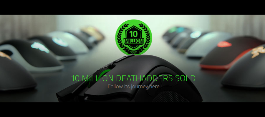 มาส์ Razer DeathAdder Essential Gaming Mouse ซื้อ-ขาย