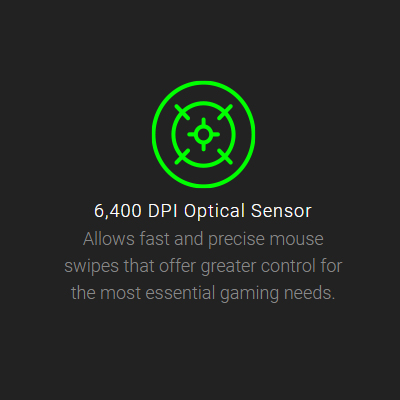 มาส์ Razer DeathAdder Essential Gaming Mouse การใช้งาน