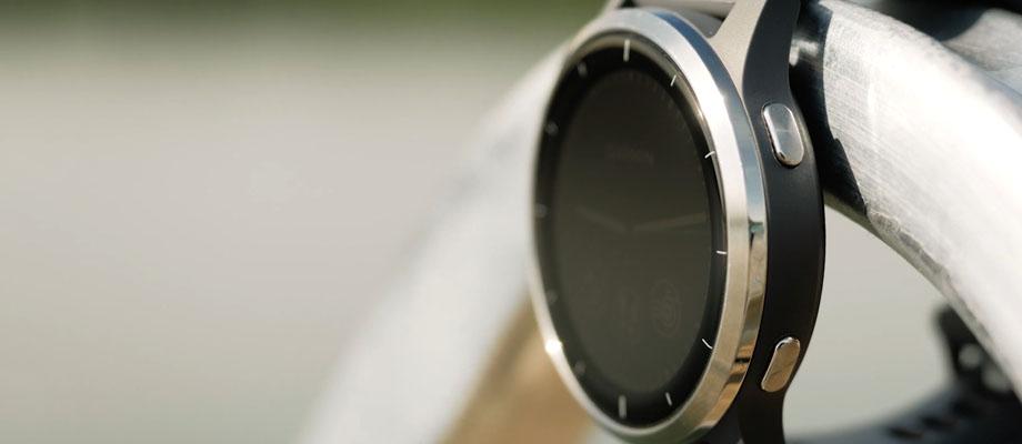 นาฬิกาออกกำลังกาย Garmin Vivoactive 4 Sport Watch