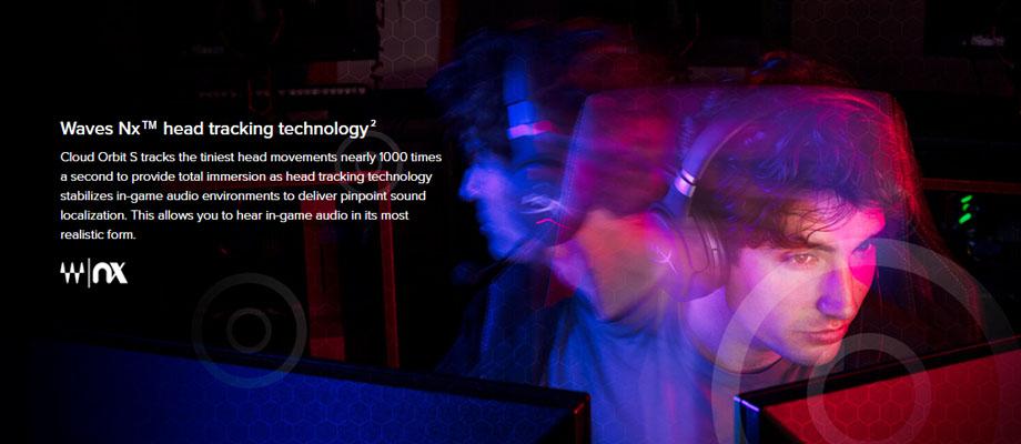 หูฟัง HyperX Cloud Orbit S Headphone ราคา