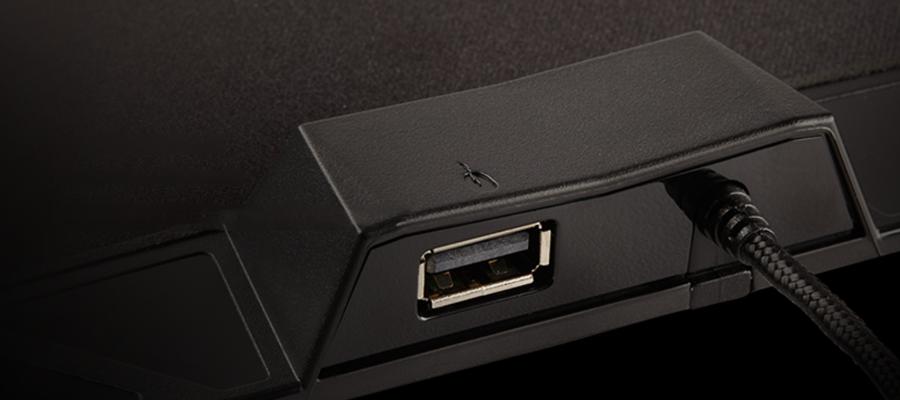 แผ่นรองเมาส์ Corsair MM800 RGB Polaris Mouse Mat ราคา ขนาด