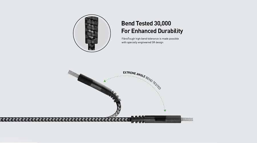 สายชาร์จ Energea FibraTough 3.1Gen1 USB-C to USB-C ยาว 1.5 เมตร ซื้อ-ขาย