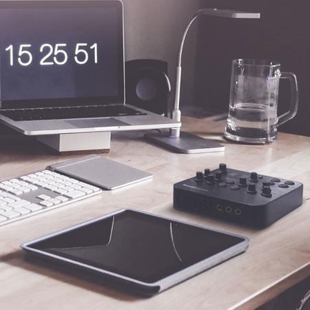 การ์ดเสียง Creative Sound Blaster K3+ External Sound Card ราคา