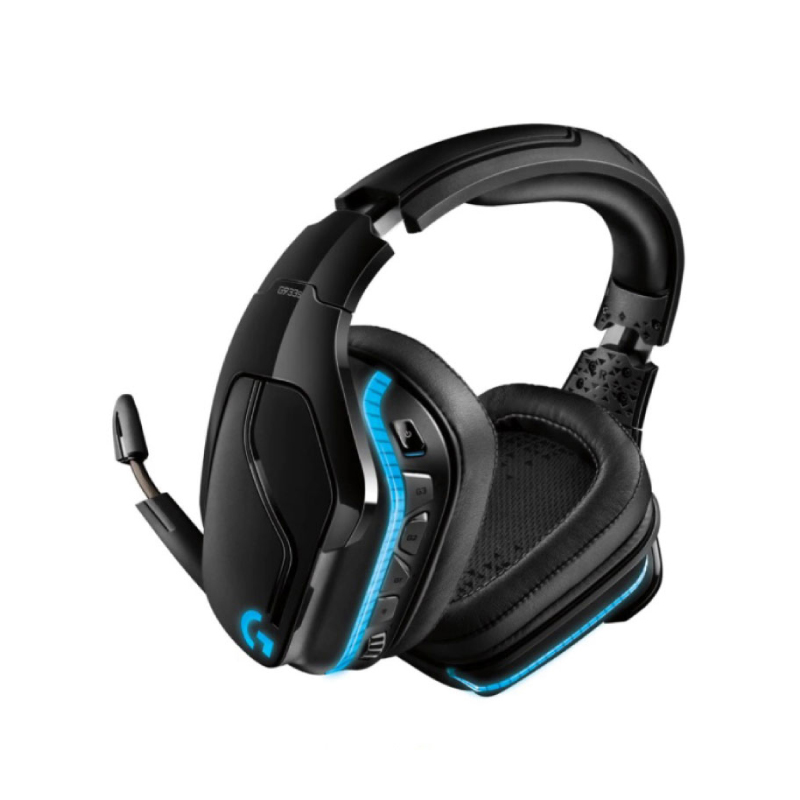 หูฟัง Logitech G933s Wireless 7.1 Surround LIGHTSYNC Wireless Headphone