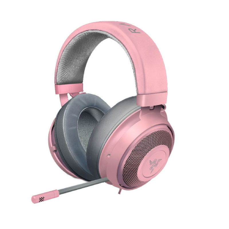 หูฟัง Razer Kraken Quartz Pink Headphone