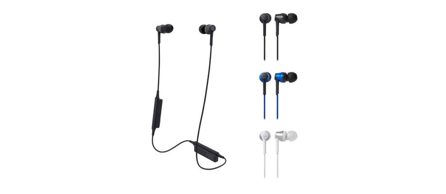 หูฟังไร้สาย Audio-Technica ATH-CKR35BT In-Ear จุดเด่น