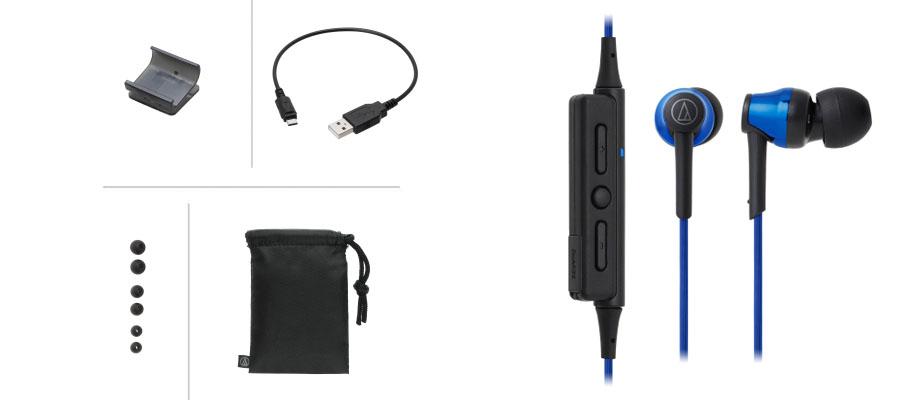 หูฟังไร้สาย Audio-Technica ATH-CKR35BT In-Ear ราคา