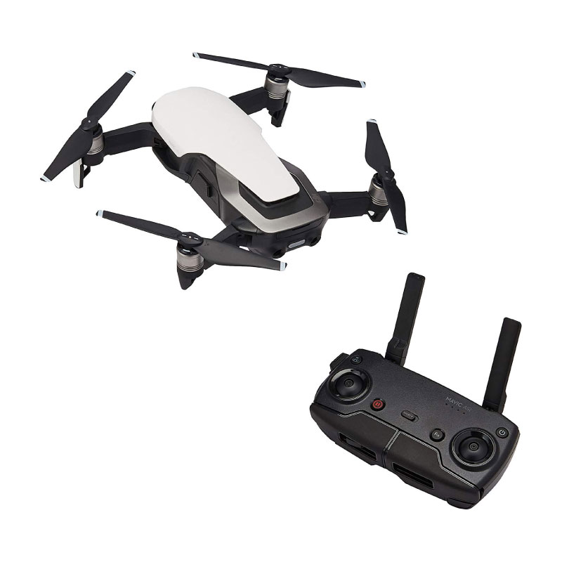 โดรนบังคับ DJI Mavic AIR Fly More Combo Arctic