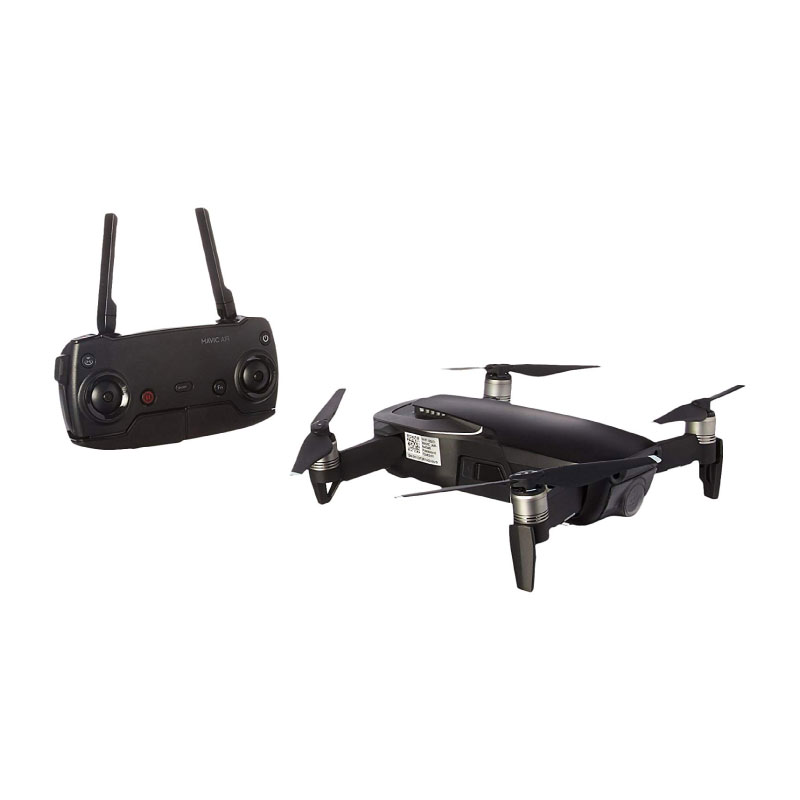 โดรนบังคับ DJI Mavic AIR Fly More Combo Onyx