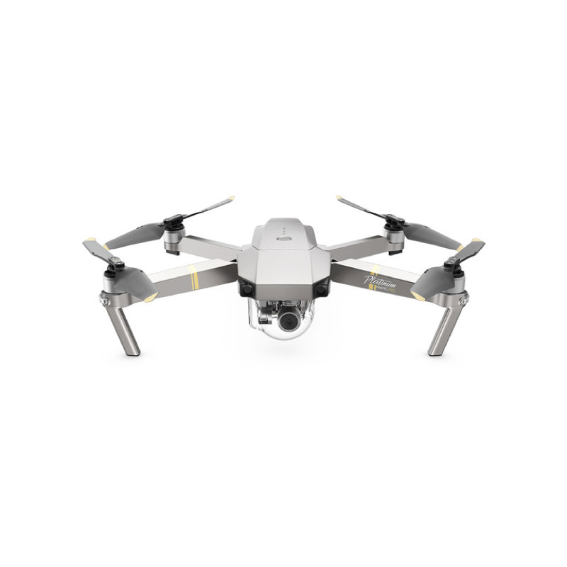 โดรนบังคับ DJI Mavic Pro PLATINUM Fly More Combo