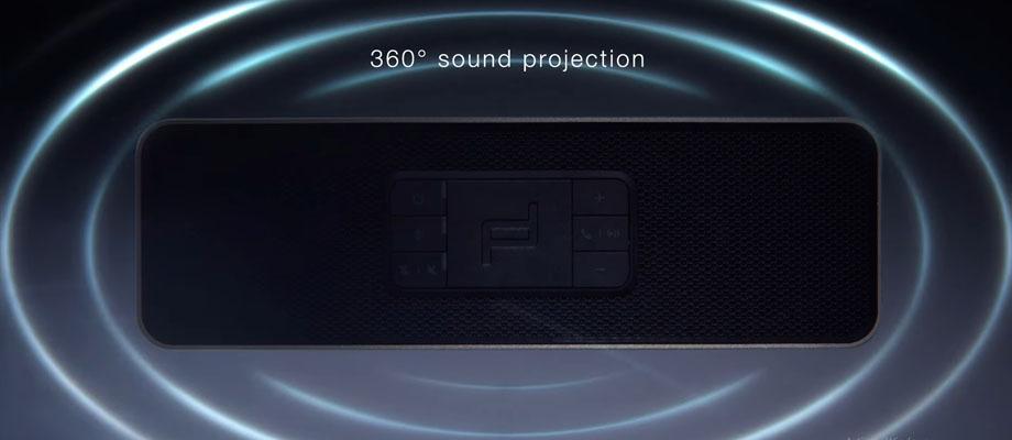 KEF Gravity One Wireless Speaker จุดเด่น
