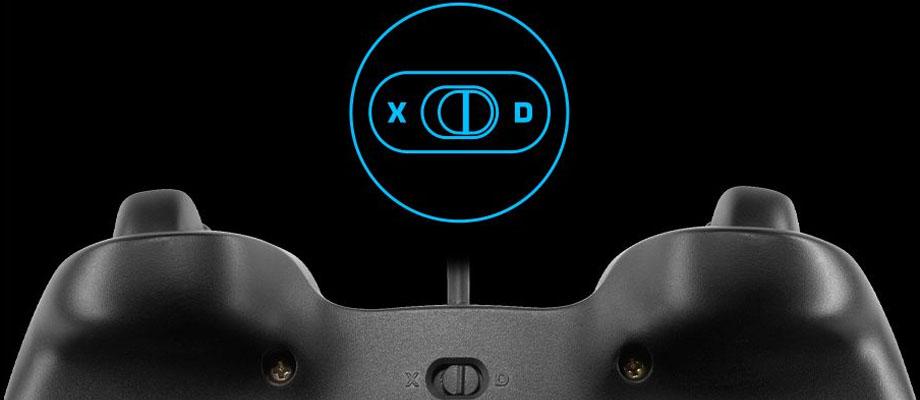 จอย Logitech F310 Gaming Controller จุดเด่น