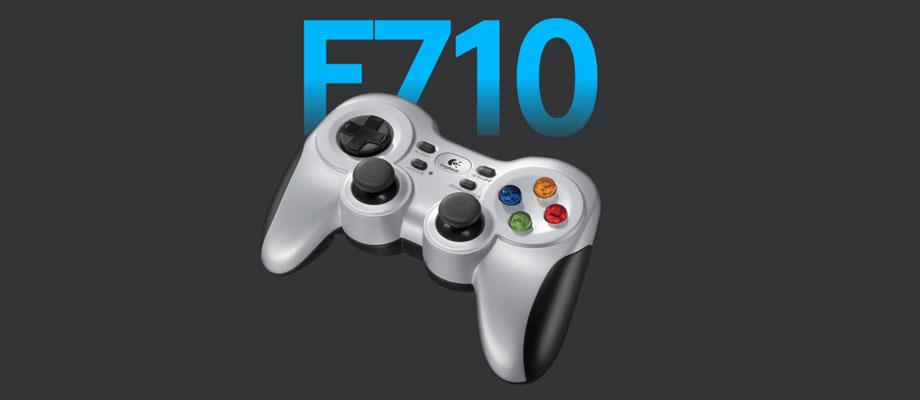 จอย Logitech F710 Gaming Controller รีวิว