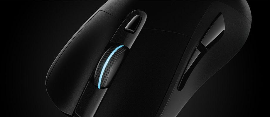 เมาส์ไร้สาย Logitech G403W Wireless Gaming Mouse จุดเด่น