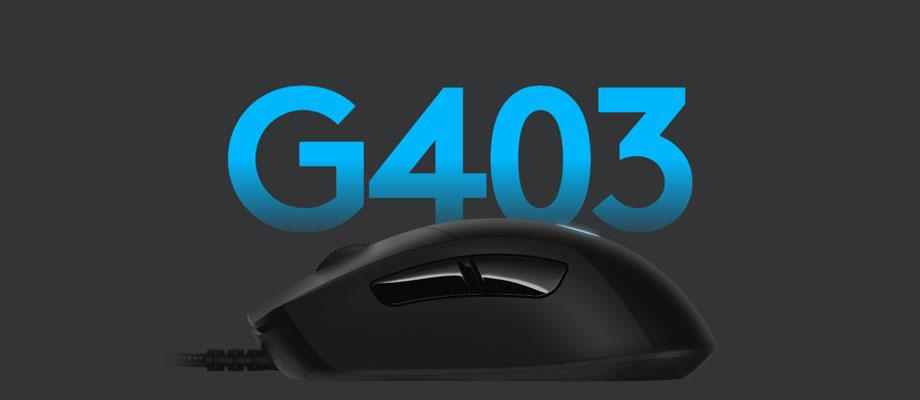 เมาส์ไร้สาย Logitech G403W Wireless Gaming Mouse รีวิว