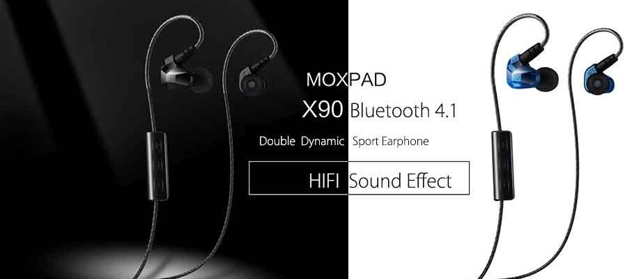 Moxpad X90 In-Ear รีวิว