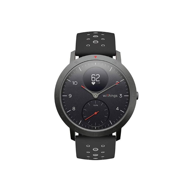Withings Steel HR Sport 40mm Sport Watch