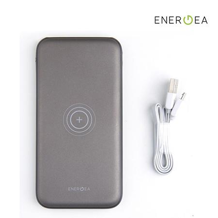 แบตเตอรี่สำรอง Energea Slimpac 8000Mah Li-Poly Wireless Charging ซื้อ-ขาย